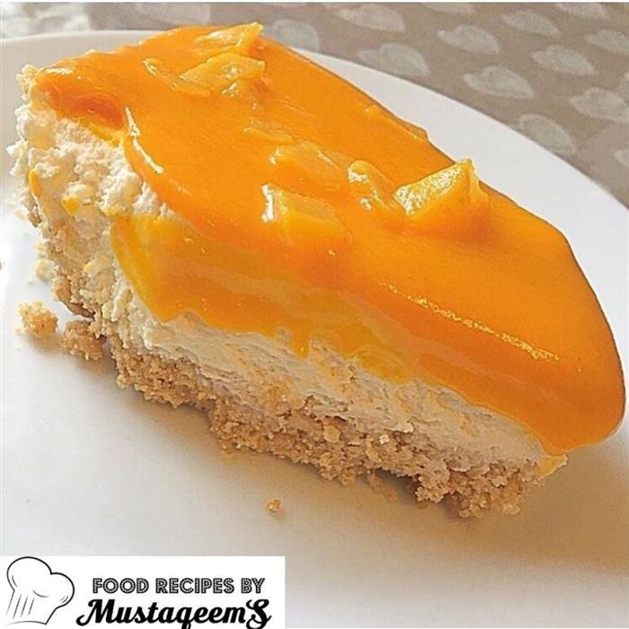 jul cheesecake recept